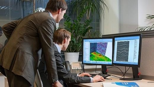 Phân tích dữ liệu địa chấn tại Gazprom Neft