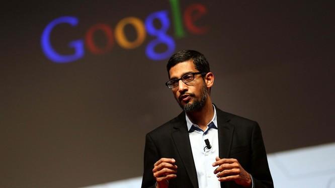 Sundar Pichai, CEO của Google