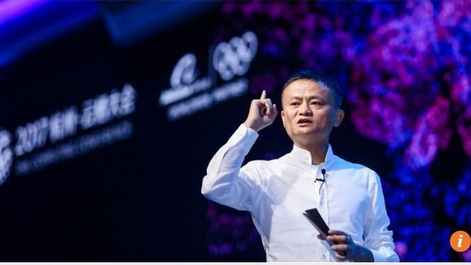 Jack Ma - nhà sáng lập Alibaba. Ảnh: scmp.com