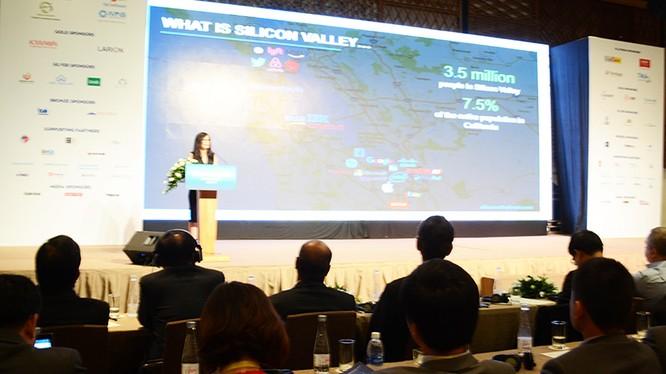 Bà Denyse Cardozo chia sẻ về Hệ sinh thái Thung lũng Silicon
