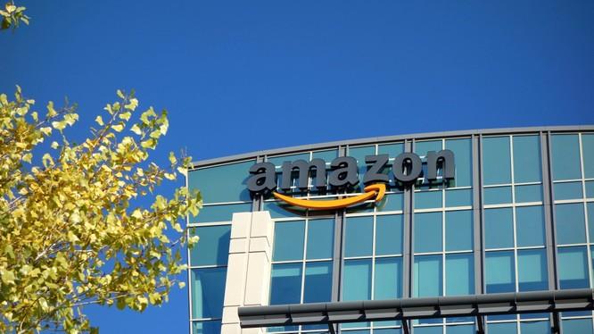 Trụ sở hiện tại của Amazon