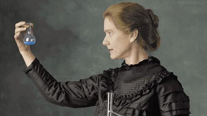 Marie Curie - một nhà khoa học nữ hiếm hoi đoạt giải Nobel. Ảnh: Speed Museum