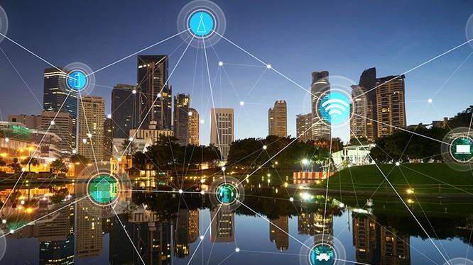 Năm 2020, toàn thế giới sẽ có khoảng 20,4 tỷ thiết bị có kết nối Internet. Ảnh: PureIntegration