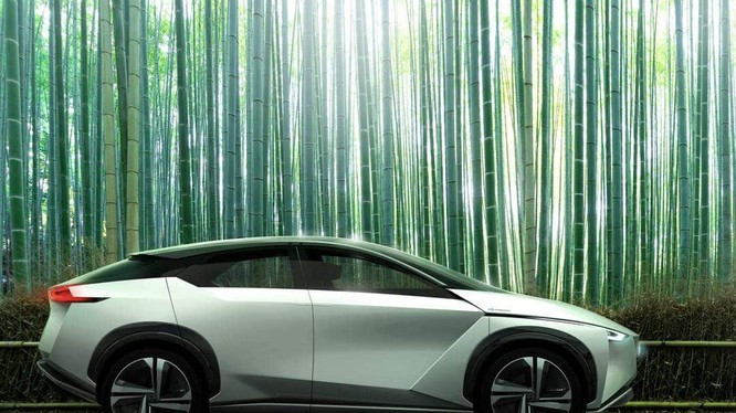 Concept Nissan Imx.
