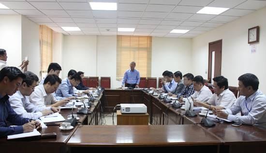 Thứ trưởng Nguyễn Thành Hưng chủ trì cuộc họp Ban điều hành triển khai công tác ứng dụng CNTT trong hoạt động của cơ quan nhà nước được tổ chức chiều ngày 31/10/2017 tại Hà Nội.