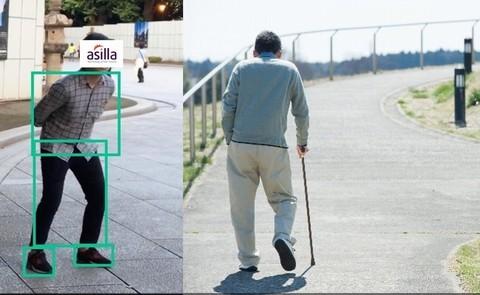 Những người cao tuổi mắc bệnh về trí nhớ hay nhận thức thường xuyên gặp phải khó khăn khi tìm đường về nhà.