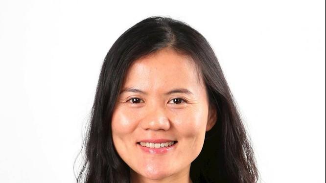 Lucy Peng, Chủ tịch điều hành của Ant Financial