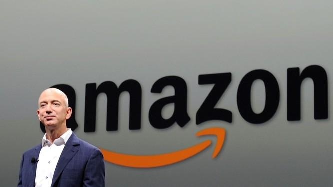 Tỷ phú Jeff Bezos - CEO của Amazon