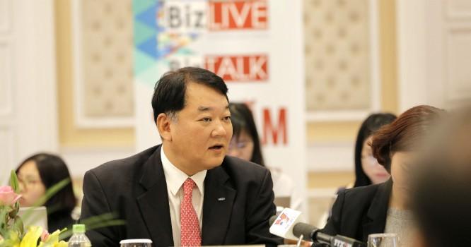 Ông Hyun Woo Bang, Phó Tổng giám đốc Samsung Việt Nam