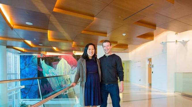 Dự án trường trung học được tài trợ bởi CEO Mark Zuckerberg và vợ ông, Priscilla Chan.