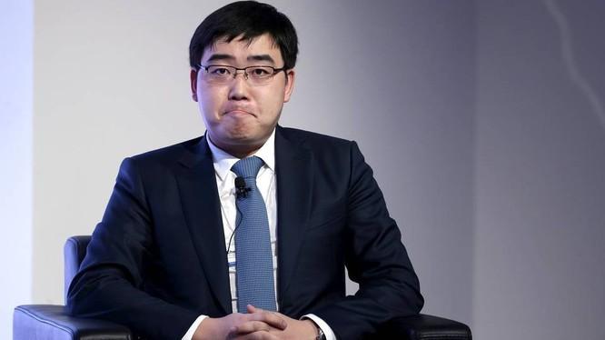 Cheng Wei tại Diễn đàn Kinh tế Thế giới tổ chức ở Trung Quốc tháng 9/2015 - Ảnh: Reuters.