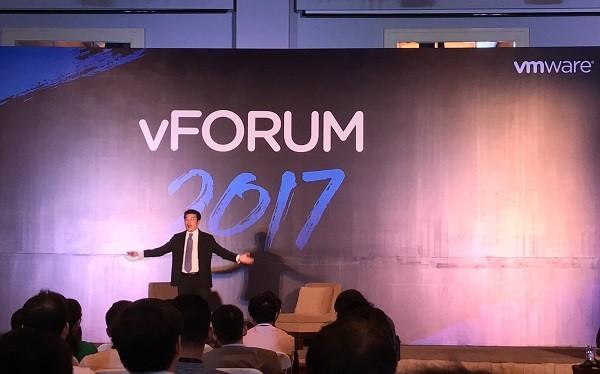 Ông Adrian Hia, Tổng Giám đốc khối thị trường mới nổi và Việt Nam thuộc VMWare Đông Nam Á
