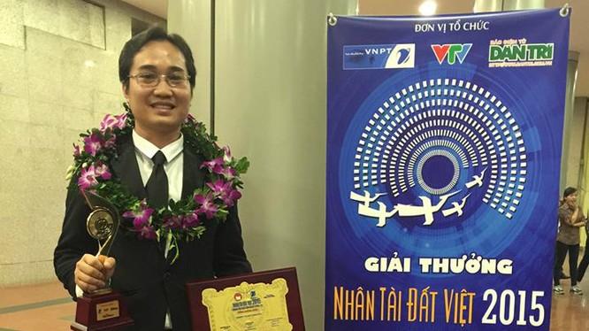 Anh Phạm Nguyễn Sơn Tùng có nhiều năm kinh nghiệm trong lĩnh vực thuật toán.