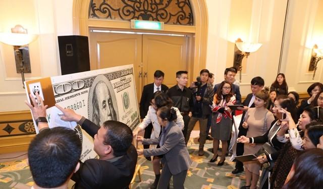 Doanh nghiệp Việt và CHLB Đức cam kết phát triển bền vững cùng 4.0. Ảnh minh họa: Minh Phương/Báo Tin tức