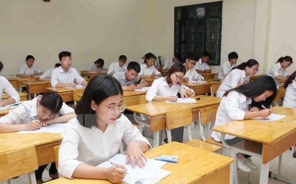 Hơn 85.000 học sinh đăng ký dự thi.vào lớp 10 THPT năm học 2019-2020 tại Hà Nội