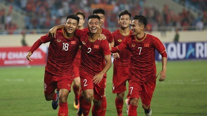 Tinh thần Việt Nam luôn góp phần làm nên chiến thắng cho các tuyển thủ