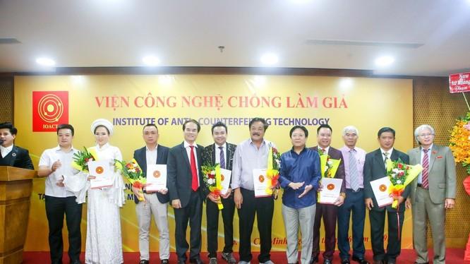 Ban Phát triển thương hiệu và chống hàng giả Việt Nam tại TP.HCM đã chính thức ra mắt ngày 28/6 (ảnh: Internet)