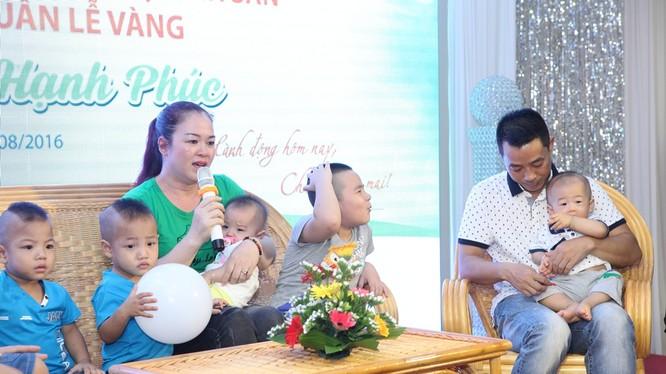 Người phụ nữ sau 20 năm điều trị vô sinh hiếm muộn, đã được làm mẹ