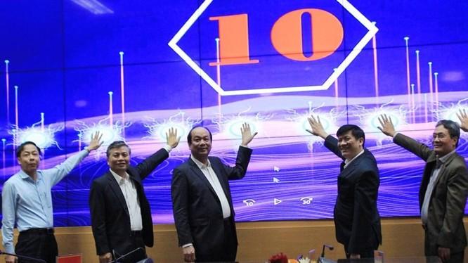 Kết nối dịch vụ công thứ 100 của Bộ Y tế tích hợp trên Cổng dịch vụ công Quốc gia