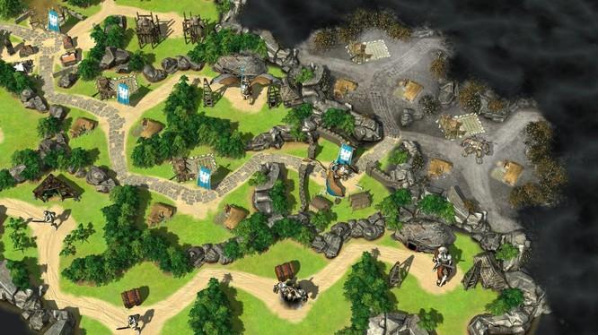 Game mobile SpellForce: Heroes & Magic