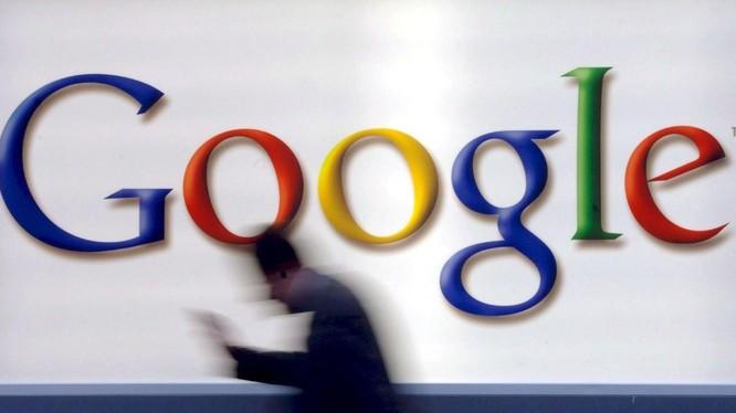 Biểu tượng của Google . (Nguồn: EPA/TTXVN)