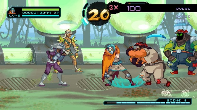 Game: Way of the Passive Fist