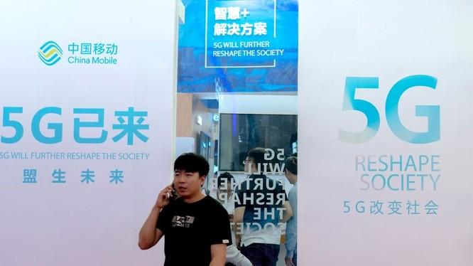 4G bị 'khai tử' ở Trung Quốc