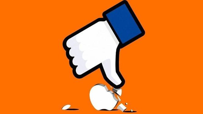 Facebook và Apple