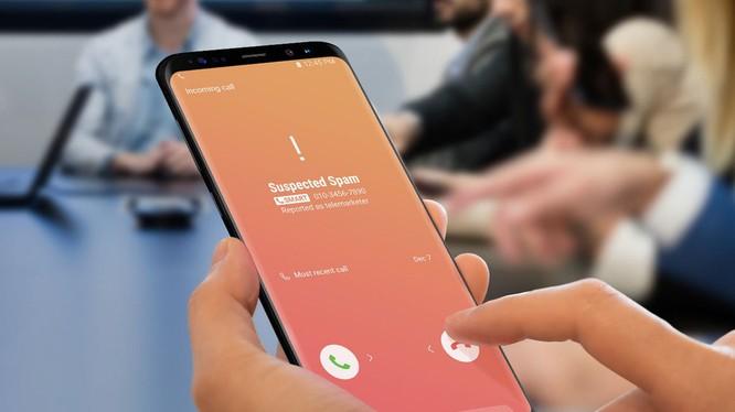 Điện thoại Samsung tự động chặn cuộc gọi 'rác'