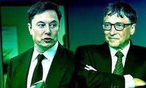 Elon Musk bất đồng với Bill Gates
