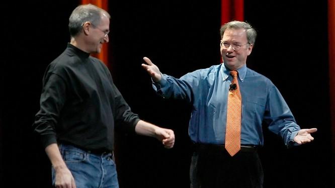 Apple, Google và thỏa thuận kiểm soát Internet