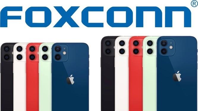 Quan hệ lâu năm Apple và Foxconn đang xấu đi