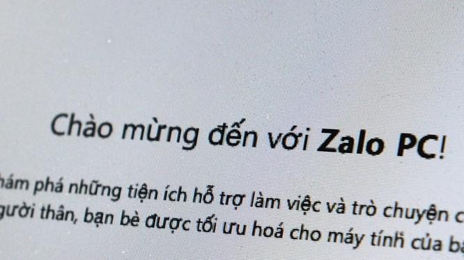 Lỗi nghiêm trọng trong phần mềm chat Zalo được khắc phục