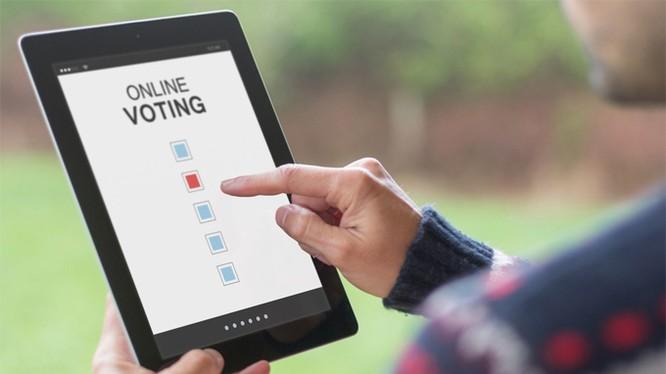 Tại sao Mỹ không bầu cử online