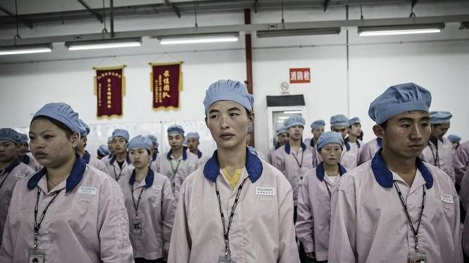 Apple đình chỉ đối tác sản xuất iPhone vì vi phạm luật lao động