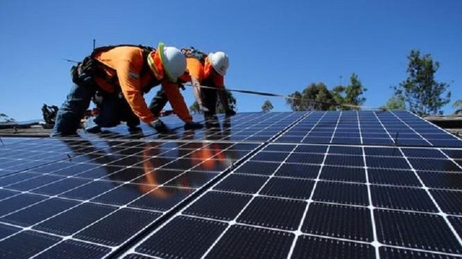Nguy cơ ô nhiễm từ pin mặt trời hết hạn sử dụng