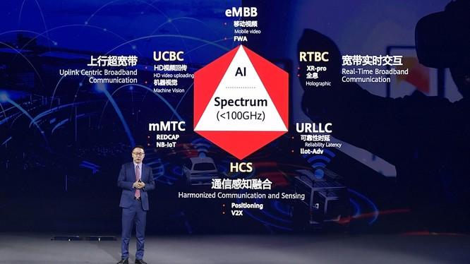 Huawei bàn về 5.5G