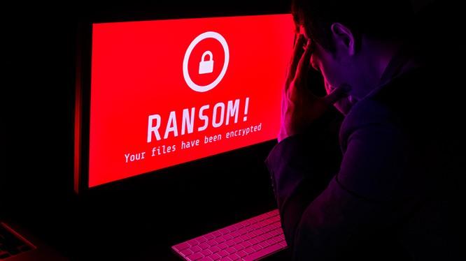 mã độc mã hóa dữ liệu tống tiền (ransomware).