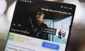Quảng cáo YouTube 'dội bom' người dùng