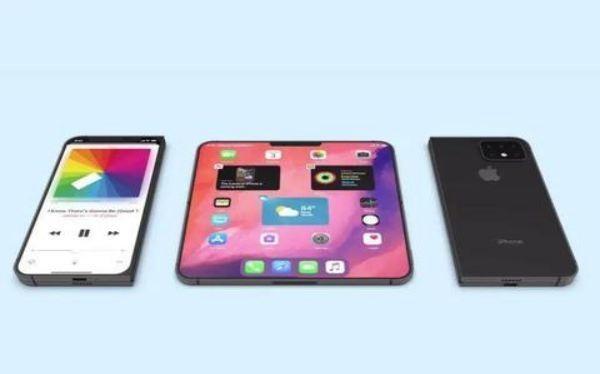 Apple thử nghiệm iPhone màn hình gập