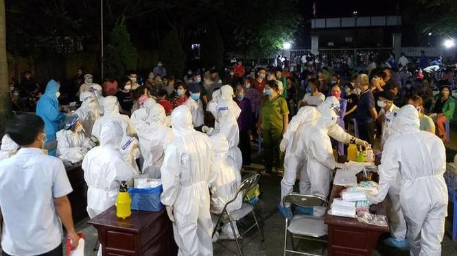 WHO: Biến chủng nCoV mới ở Việt Nam thuộc chủng Ấn Độ