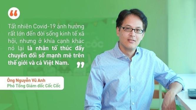 Covid-19 đang thúc đẩy thương mại điện tử và chuyển đổi số của Việt Nam
