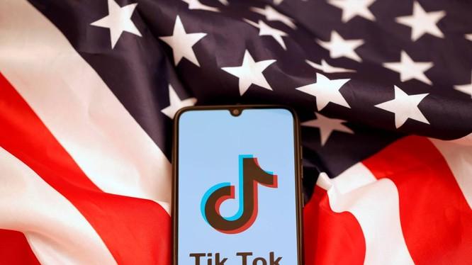 TikTok là ứng dụng được tải xuống nhiều nhất thế giới vào tháng 1 năm nay. Ảnh: The Star