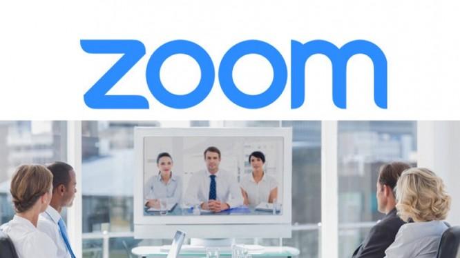 Ứng dụng Zoom đang bị chỉ trích vì một loạt các vấn đề liên quan đến quyền riêng tư và bảo mật. Ảnh: CNN