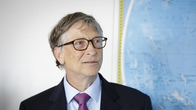 Tỷ phú Bill Gates. Ảnh: CNBC