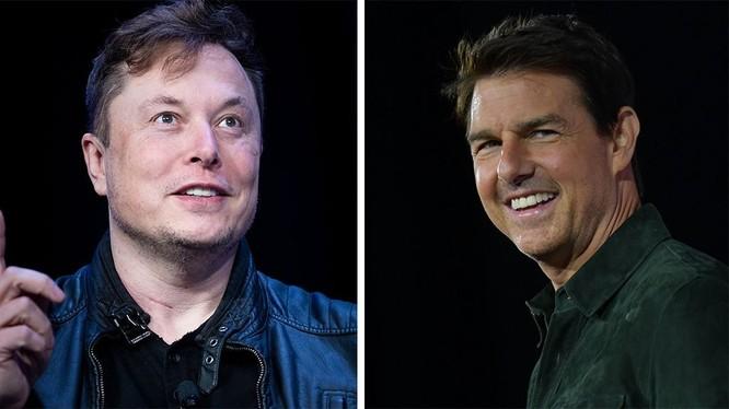 """Tom Cruise và tỷ phú Elon Musk vừa mới có một kế hoạch """"bất khả thi"""" mới. Ảnh: Deadline"""