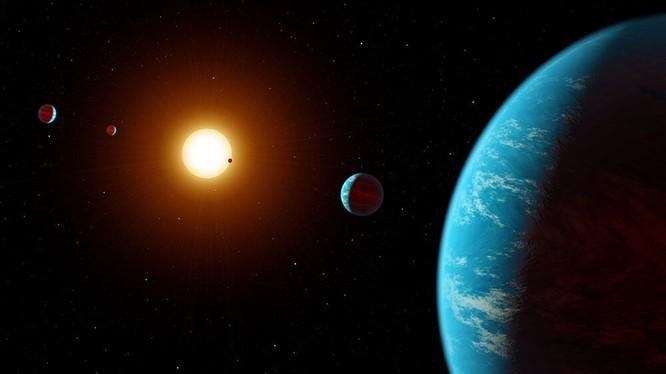 Có hơn 4000 hành tinh bên ngoài Hệ Mặt Trời của chúng ta. Ảnh: Digital Trends