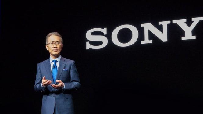 CEO của Sony, ông Yoshida Kenichiro. Ảnh: Gizchina