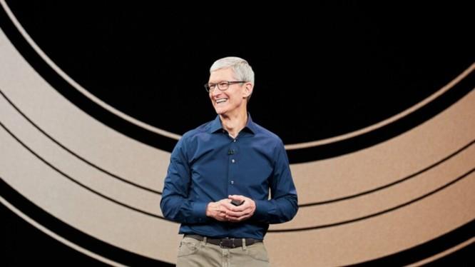 CEO Apple Tim Cook. Ảnh: Phone Arena