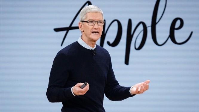 CEO Apple Tim Cook. (Ảnh: Apple Insider)